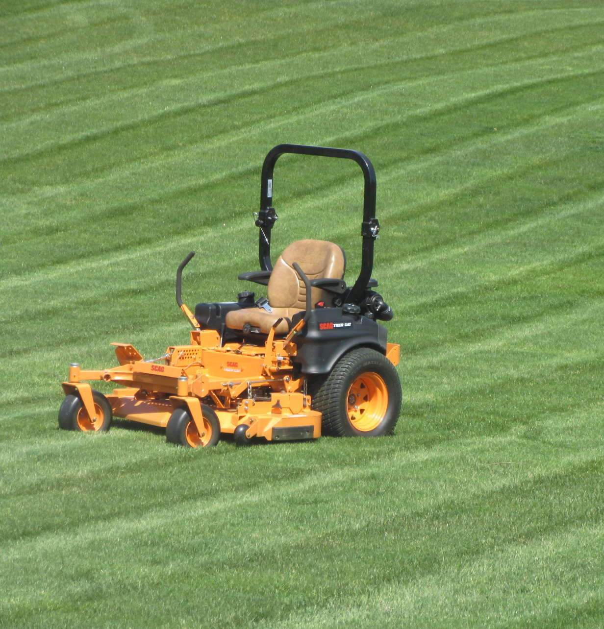 Fayetteville, Raeford, and Hope Mills lawn mowing service